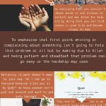 Believing In Qadr Infoghraphic -Hafsa Hasan